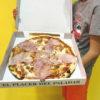 """Pizza Diego """"Ganadora"""" 25 años"""