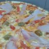 Qué bonita! pizza