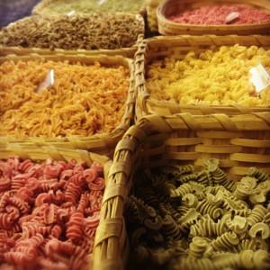 Colores y Sabores de Pasta Grossi