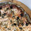 """Pizza del mes:""""Suono"""" (""""Sonido"""")"""