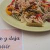 Insalata di pasta (ensalada de pasta)